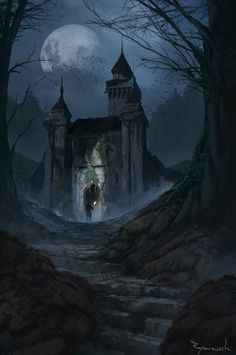 Mansion by rymin07