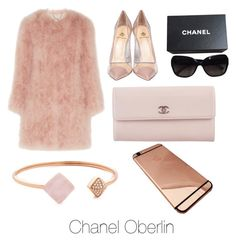 Chanel Oberlin by lilithstyle on Polyvore featuring polyvore, fashion, style, Topshop Unique, Semilla, Chanel, Michael Kors and clothing