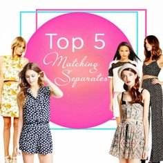 - | Top 5 Matching Separates - Yahoo! Shine