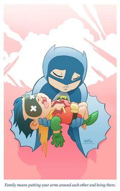 No! Not Robin!
