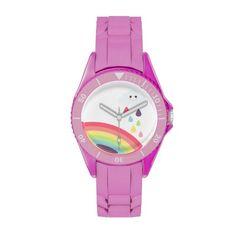 Sweet Cloud & Rainbow #watch #girly