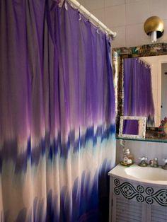 Hoy toca hablar sobre preciosas cortinas para la ducha.