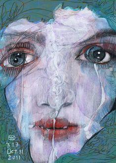 Broken Faces ความงามอันแปลกแยก แหลกละเอียดของ Takahiro Kimura - PORTFOLIOS*NET
