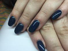 Belladonna blue gelnails