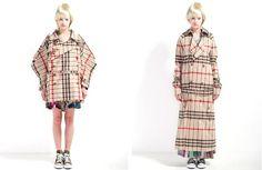 'Wideshortslimlong'  -  Anrealage label conceptual Japanese fashion design by Kunihiko Morinaga