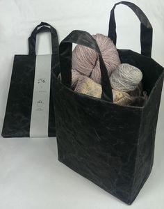 Taske med hanke sort - ITO accessories