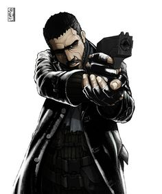 The Bullet is the main hitman for the crew. He is highly reliable but his sadistic nature makes the other families frown whenever used.