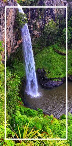 Meine schönste Auswahl an Wasserfällen in Neuseeland!