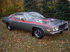 '74 Plymouth Roadrunner