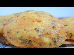 आलू-सूजी की पूरी || Aaloo-Suji ki Puri || Rava/Semolina Puri || Aaloo ki Puri by Recipes Hub - YouTube