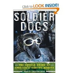 Soldier Dogs [Hardcover].  List Price: $26.95  Savings: $10.78 (40%)