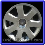 Audi A4 2005 Wheels & Rims Hollander #58748 #Audi #A4 #AudiA4 #2005 #Wheels #Rims #Stock #Factory #Original #OEM #OE #Steel #Alloy #Used