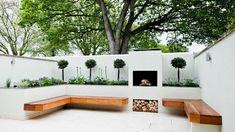 Patio designs, backyard seating, backyard landscaping, outdoor sectional, g Backyard Seating, Garden Seating, Backyard Patio, Outdoor Seating, Outdoor Sectional, Back Garden Design, Backyard Garden Design, Small Backyard Design, Modern Landscaping