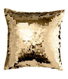 Sequined Cushion Cover by H&M
