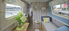 Blue Hue Canal Boat in Edinburgh for rent!