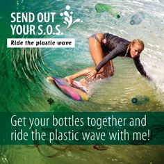 Get your bottles together and ride the plastic wave with me! Check for more information https://www.facebook.com/events/135529069953312/