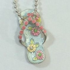 I just discovered this while shopping on Poshmark: Flip-flop necklace. Check it out!  Size: OS