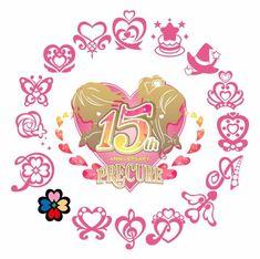 Precure 15th Anniversary