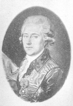 Александр Дмитриевич Ланской (1758 – 1784)