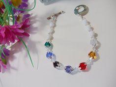 Salvation bracelet Mothers Day Gift by SashaGirls on Etsy, $20.00