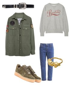"""""""Wishes"""" by klara-engholm on Polyvore featuring Étoile Isabel Marant, NIKE and Zadig & Voltaire"""