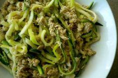 Zucchini Pasta Marinara | Recipe | Zucchini Pasta, Zucchini and Pasta