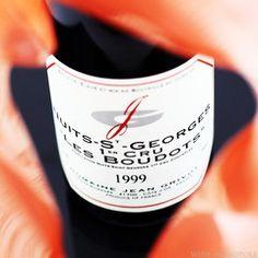 Jean Grivot Nuits-St-Georges Les Boudots Premier Cru 1999