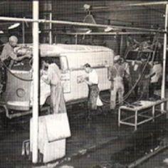 VW factory