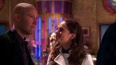 Lex and Lana at the Talon.