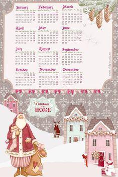 tilda Christmas calendar