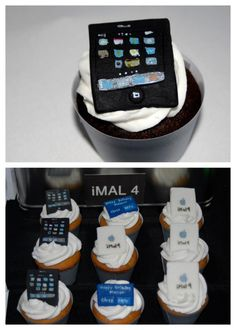 Some apple cupcakes! #food #gadgets #apple #cupcakes