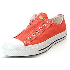 Even the boys can get some!  Converse All Star Men's Coral Shoes at Overstock
