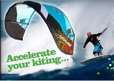Crazy New Test of the Ozone Catalyst kiteboarding Kite