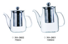 household glass tea pot
