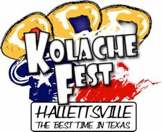 "The community of Hallettsville has a proud history rooted in the immigrants from Germany and Czechoslovakia that began settling there in the mid 1800s. Kolache Fest is a tribute and celebration of this rich heritage. A ""kolache"" is a Czech pastry with a fruit filling...Held the last Saturday of September at the Knights of Columbus Hall, Kolache Fest has something for everyone! From the Eating Contests to the arts and crafts booths to the classic car show featuring cars from all over the area."
