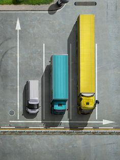 Truck chart visual for SEB Bank ads (Lithuania) by Company Fotelier. Agency: Adell Taivas Ogilvy / Production: Fotelier. Art direction: Ignas Kozlovas, Regis Pranaitis. Photography: Sigitas Kondratas. CGI: Jokūbas Mulerskas. Post production: Kristina Stankevičiūtė (work was done in the company Fotelier.lt) http://skristi.com/?portfolio=truck-chart
