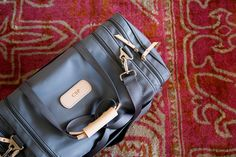 Jon Hart Design customizes timeless luggage, bags and gifts handcrafted in the USA from top-quality leather and canvas. Next Bags, Hermes Kelly, Monogram, Seasons, Slate, Leather, Gifts, Design, Chalkboard