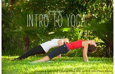 beginner yoga poses.