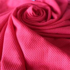 tricot small star mesh lining fabric for garments sportswear polyester-Sports & Leisure Fabric - Diving scuba neoprene fabric - LANGRUI TEXTILE Tricot Fabric, Knitted Fabric, Lining Fabric, Sportswear, Mesh, Textiles, Stars, Fashion, Moda
