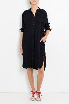 PEPPER SHIRT DRESS