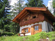 Alpine Berghütte | Foto: SilverSurfer via Pixabay