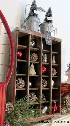 Vintage Christmas Ma