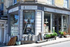 Elizabeth Lee Interiors Shop, 1 Bath Street, Frome, Somerset, BA11 1DG
