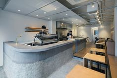Grain Bread Brew by PUDDLE, Tokyo – Japan » Retail Design Blog