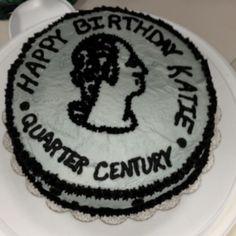 7 Best Money Cake Images Money Cake 25 Birthday 25th Birthday Cakes