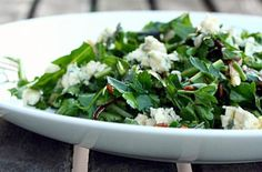 5 Healthy Spring Greens Recipes From Around the Web