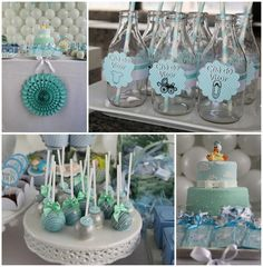 Here are some ideas for a boy baby shower theme you'll love
