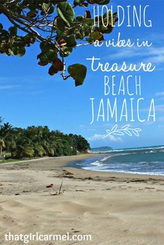 Holding a Vibes in Treasure Beach Negril Jamaica, Jamaica Vacation, Tropical Beaches, Florida Beaches, Treasure Beach, Luxury Beach Resorts, Beach Aesthetic, Outfit Trends, Island Beach