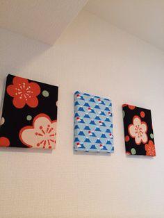 ハンドメイド:お正月ファブリックボード Japanese New Year, Feed Sacks, Japanese Language, Patterns, Decoration, Paper, Garden, Fabric, Design