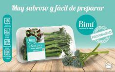 Tres empresas murcianas suministran 'bimi', la verdura de moda, a Mercadona